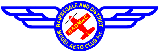 Bairnsdale And District Model Aero Club Inc official logo