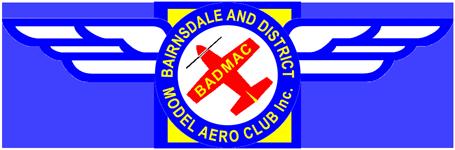 Bairnsdale And District Model Aero Club logo