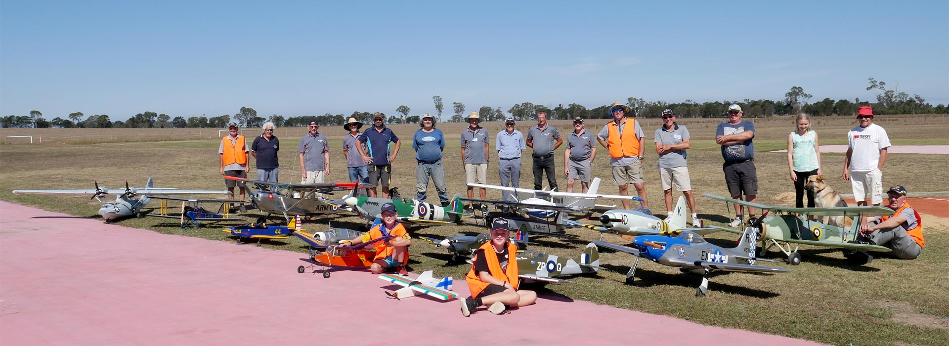 Bairnsdale And District Model Aero Club Members
