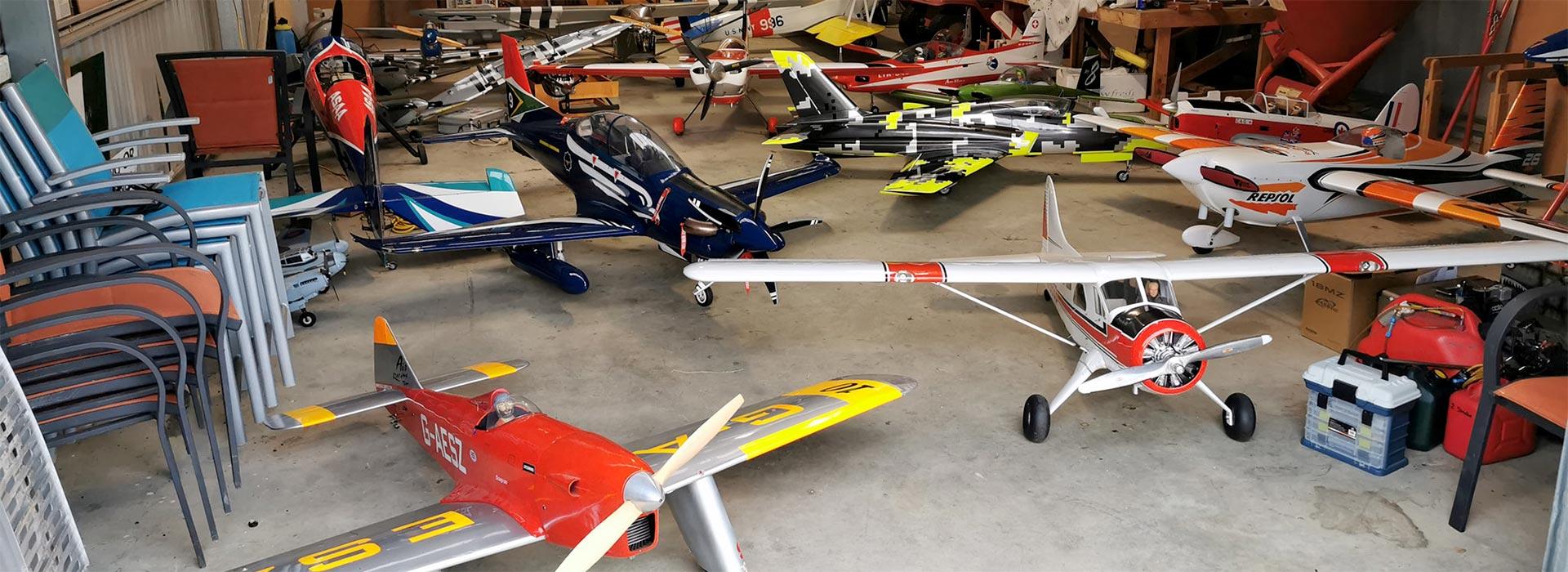 BADMAC Model Aircraft