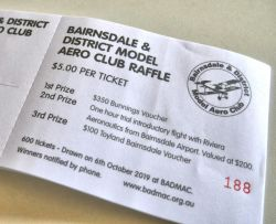 Raffle Tickets 2019