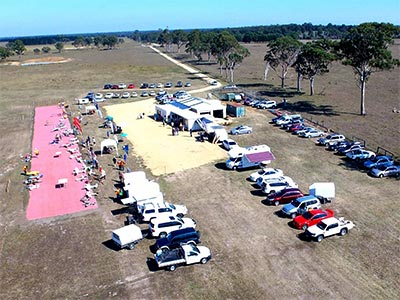 VMAA State Field Eastern Official Opening Sunday 8 March 2015