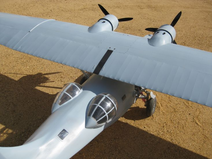 Catalina PBY5A Scale Model RC Flying Boat by Brian Hutchinson | Bairnsdale And District Model ...