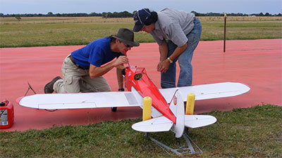 RC Model Aircraft Hints and Tips