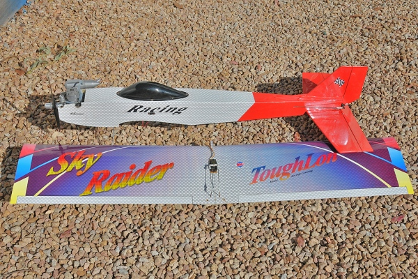 Sky Raider Low Wing RC Aircraft for sale